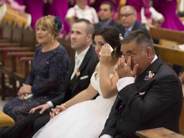La boda de Jose Marcos y Cristina en Benidorm, Alicante 2