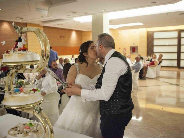 La boda de Jose Marcos y Cristina en Benidorm, Alicante 5