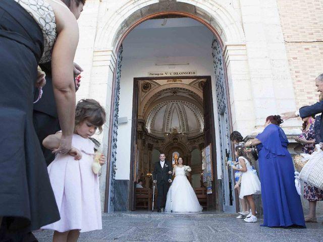 La boda de Jose Marcos y Cristina en Benidorm, Alicante 6