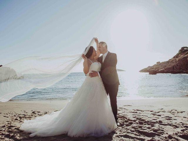 La boda de Cristina y Jose Marcos