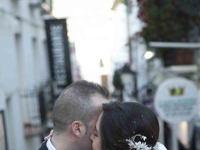 La boda de Jose Marcos y Cristina en Benidorm, Alicante 14