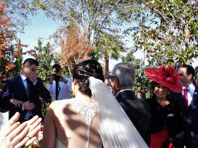 La boda de Javi y María en Jaén, Jaén 2