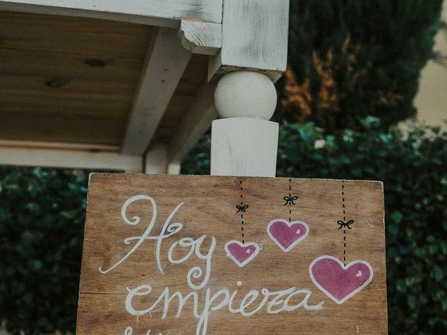 La boda de Javi y Charo en Espartinas, Sevilla 10