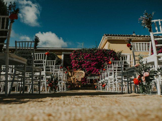 La boda de Javi y Charo en Espartinas, Sevilla 11