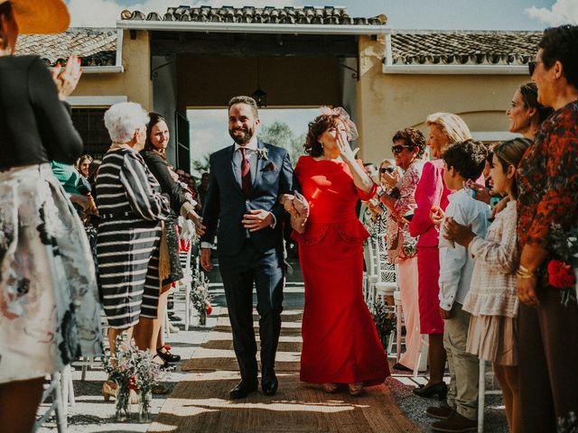 La boda de Javi y Charo en Espartinas, Sevilla 27