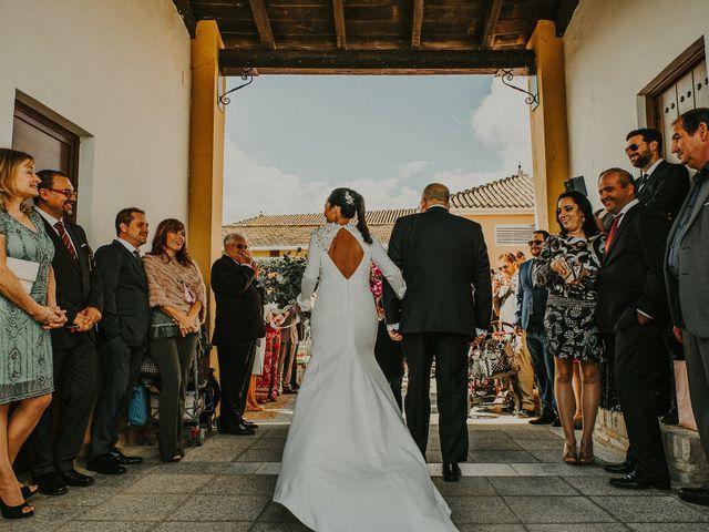 La boda de Javi y Charo en Espartinas, Sevilla 29