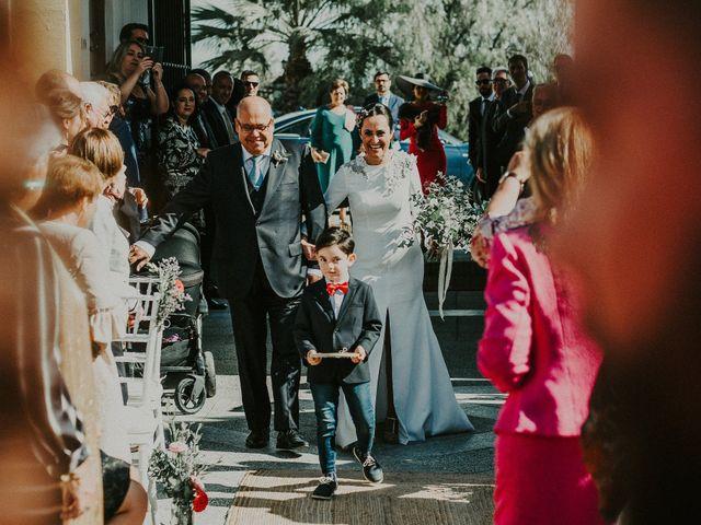 La boda de Javi y Charo en Espartinas, Sevilla 30