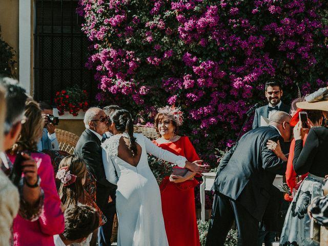 La boda de Javi y Charo en Espartinas, Sevilla 32
