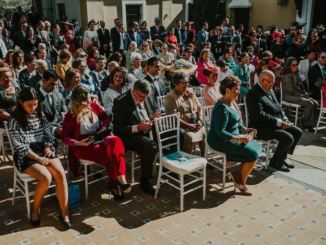La boda de Javi y Charo en Espartinas, Sevilla 35