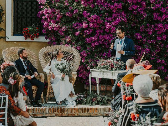La boda de Javi y Charo en Espartinas, Sevilla 37