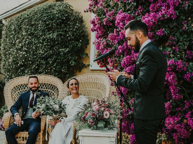 La boda de Javi y Charo en Espartinas, Sevilla 38
