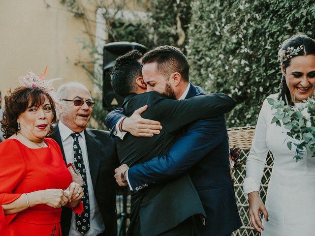 La boda de Javi y Charo en Espartinas, Sevilla 39