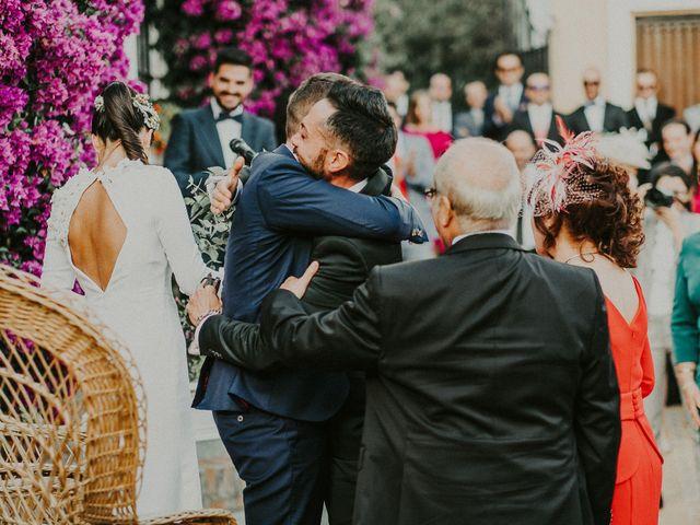 La boda de Javi y Charo en Espartinas, Sevilla 40