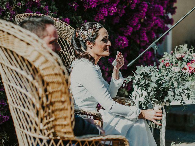 La boda de Javi y Charo en Espartinas, Sevilla 41