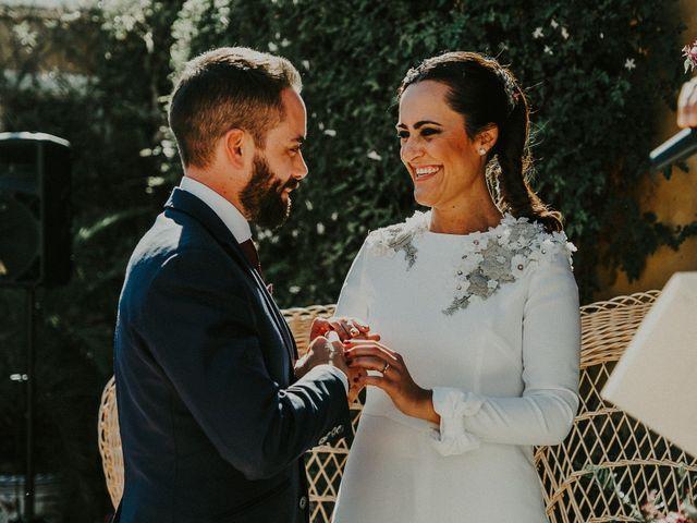 La boda de Javi y Charo en Espartinas, Sevilla 49