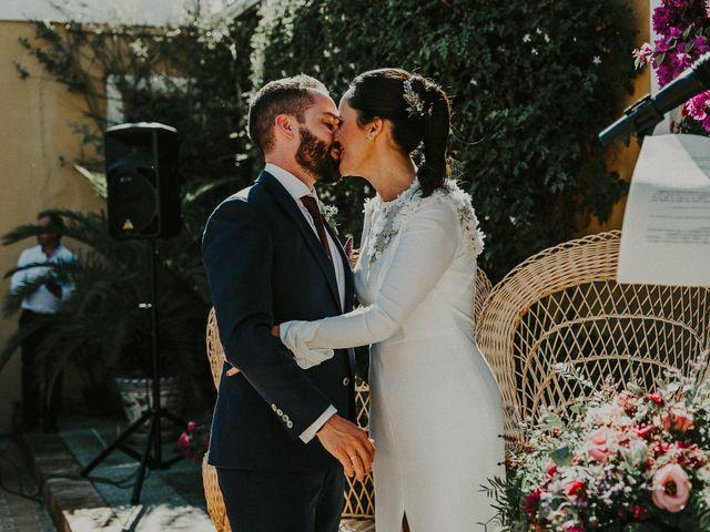 La boda de Javi y Charo en Espartinas, Sevilla 50