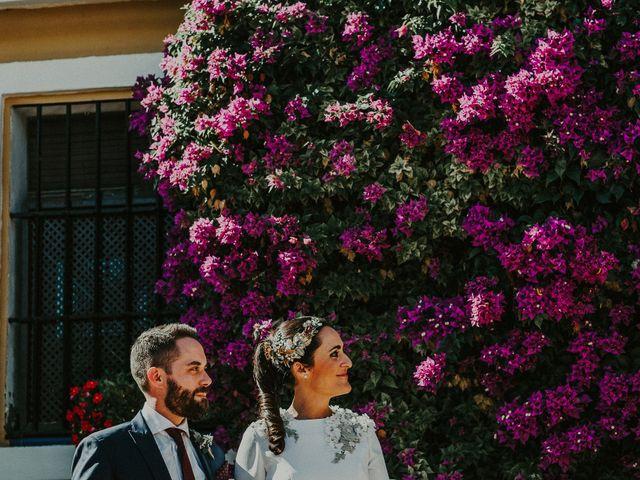 La boda de Javi y Charo en Espartinas, Sevilla 52