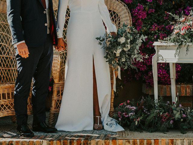 La boda de Javi y Charo en Espartinas, Sevilla 53