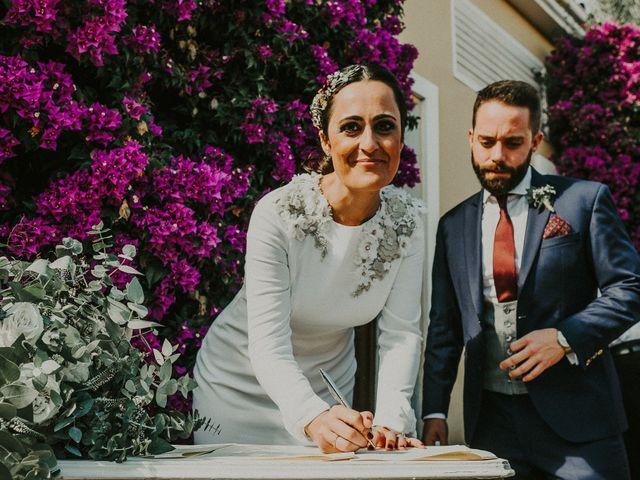 La boda de Javi y Charo en Espartinas, Sevilla 54