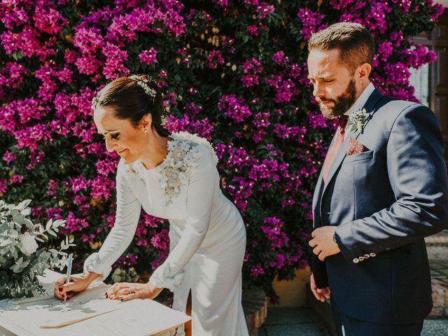 La boda de Javi y Charo en Espartinas, Sevilla 55