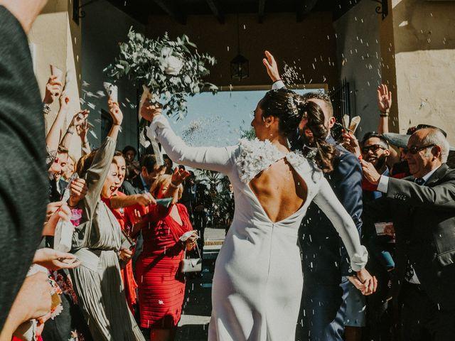 La boda de Javi y Charo en Espartinas, Sevilla 61