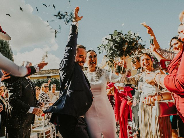La boda de Javi y Charo en Espartinas, Sevilla 62