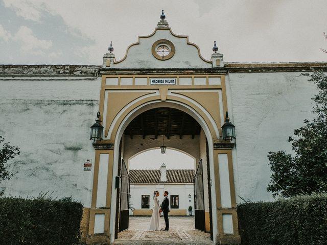La boda de Javi y Charo en Espartinas, Sevilla 63