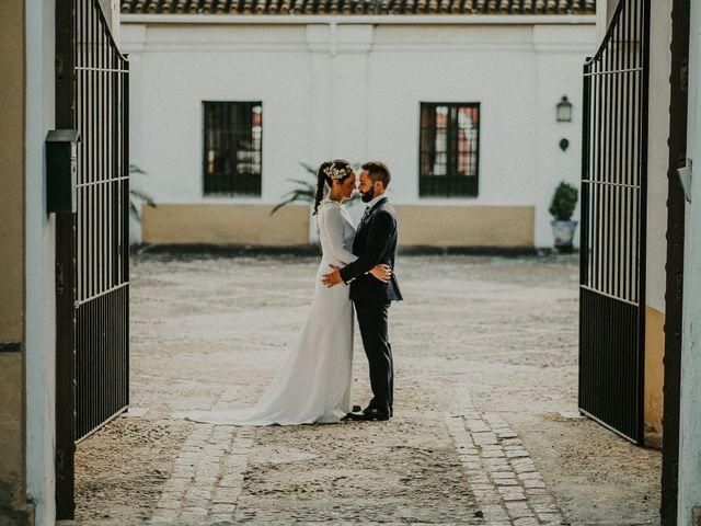 La boda de Javi y Charo en Espartinas, Sevilla 64