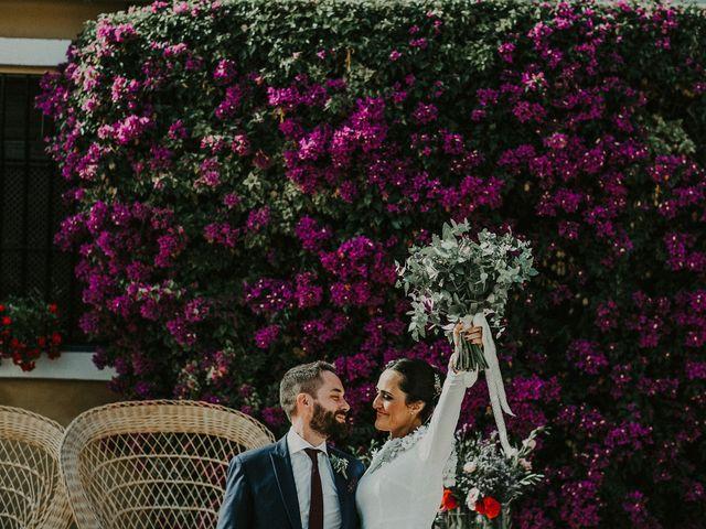 La boda de Javi y Charo en Espartinas, Sevilla 83