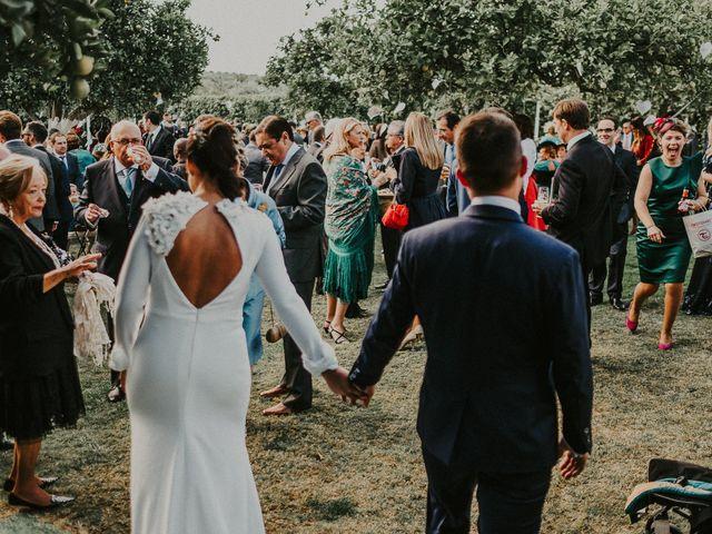 La boda de Javi y Charo en Espartinas, Sevilla 86