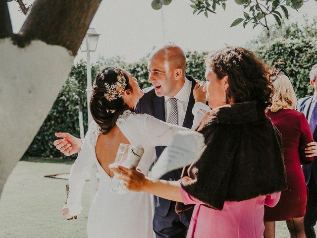 La boda de Javi y Charo en Espartinas, Sevilla 107
