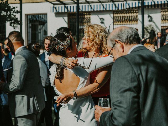 La boda de Javi y Charo en Espartinas, Sevilla 110