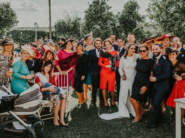 La boda de Javi y Charo en Espartinas, Sevilla 114