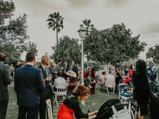 La boda de Javi y Charo en Espartinas, Sevilla 115