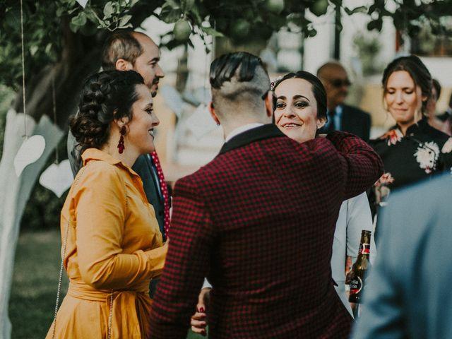 La boda de Javi y Charo en Espartinas, Sevilla 116