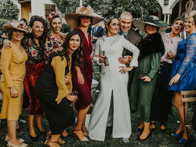 La boda de Javi y Charo en Espartinas, Sevilla 118