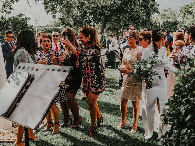 La boda de Javi y Charo en Espartinas, Sevilla 128