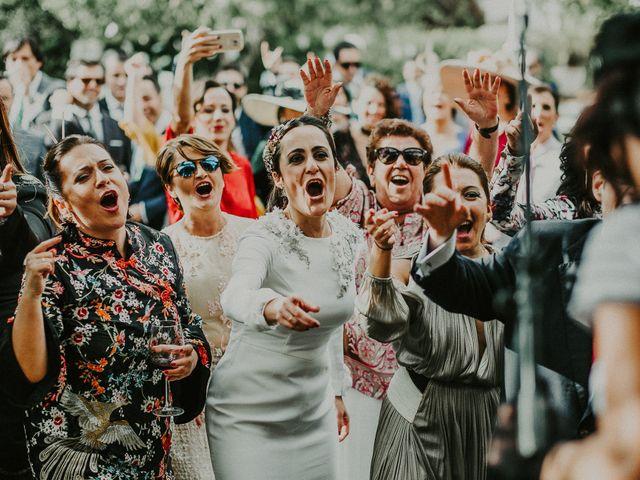 La boda de Javi y Charo en Espartinas, Sevilla 135