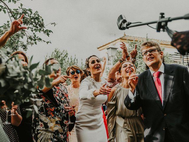 La boda de Javi y Charo en Espartinas, Sevilla 136