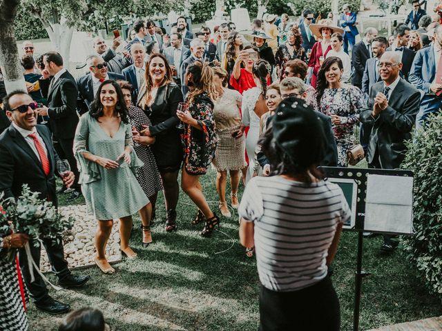 La boda de Javi y Charo en Espartinas, Sevilla 137