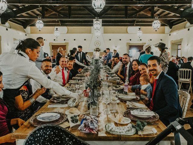 La boda de Javi y Charo en Espartinas, Sevilla 149