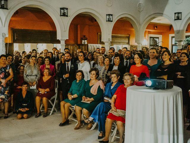 La boda de Javi y Charo en Espartinas, Sevilla 158