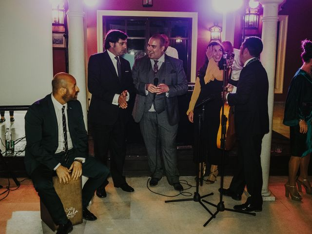La boda de Javi y Charo en Espartinas, Sevilla 164