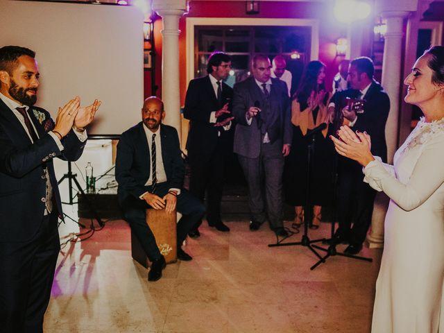 La boda de Javi y Charo en Espartinas, Sevilla 165