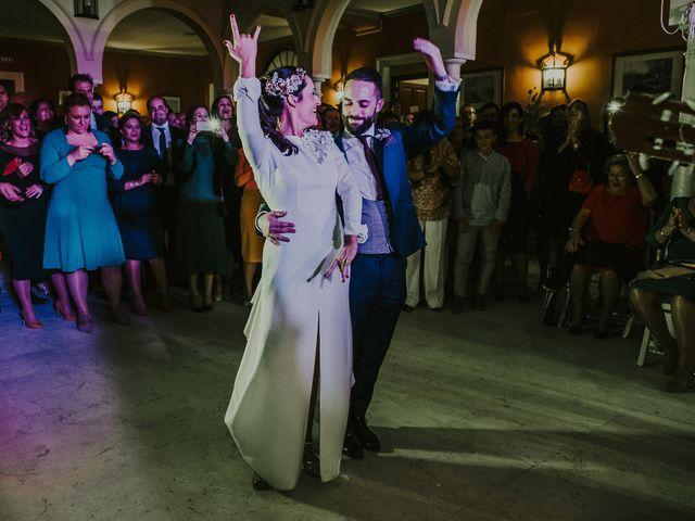 La boda de Javi y Charo en Espartinas, Sevilla 168
