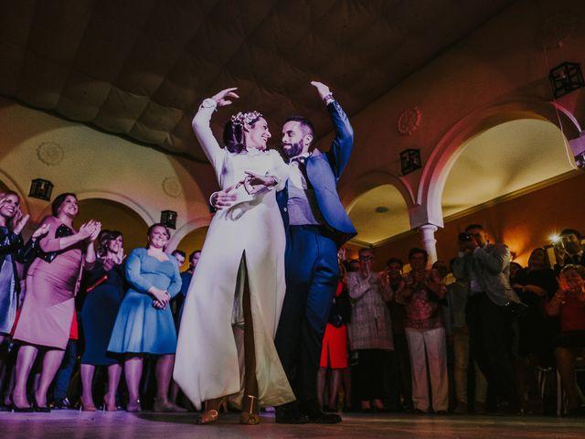 La boda de Javi y Charo en Espartinas, Sevilla 172