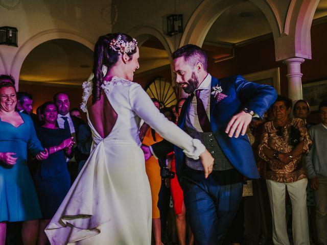 La boda de Javi y Charo en Espartinas, Sevilla 173