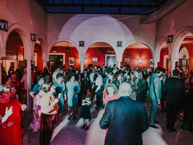 La boda de Javi y Charo en Espartinas, Sevilla 183