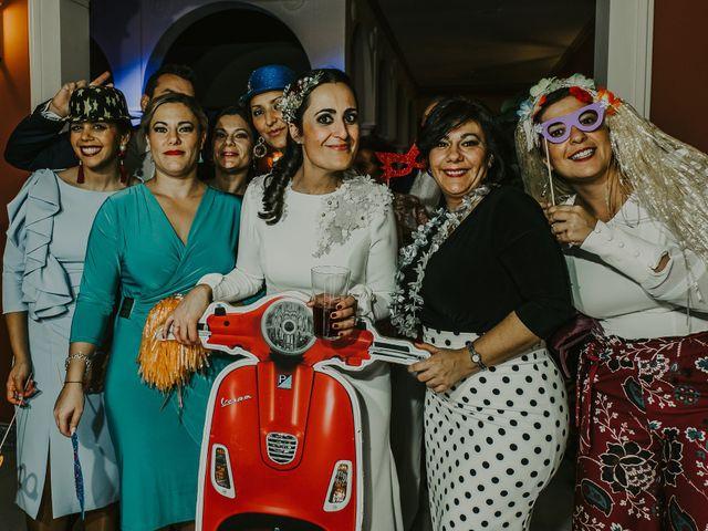 La boda de Javi y Charo en Espartinas, Sevilla 196