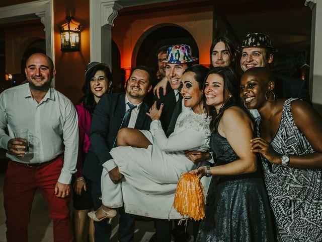 La boda de Javi y Charo en Espartinas, Sevilla 202
